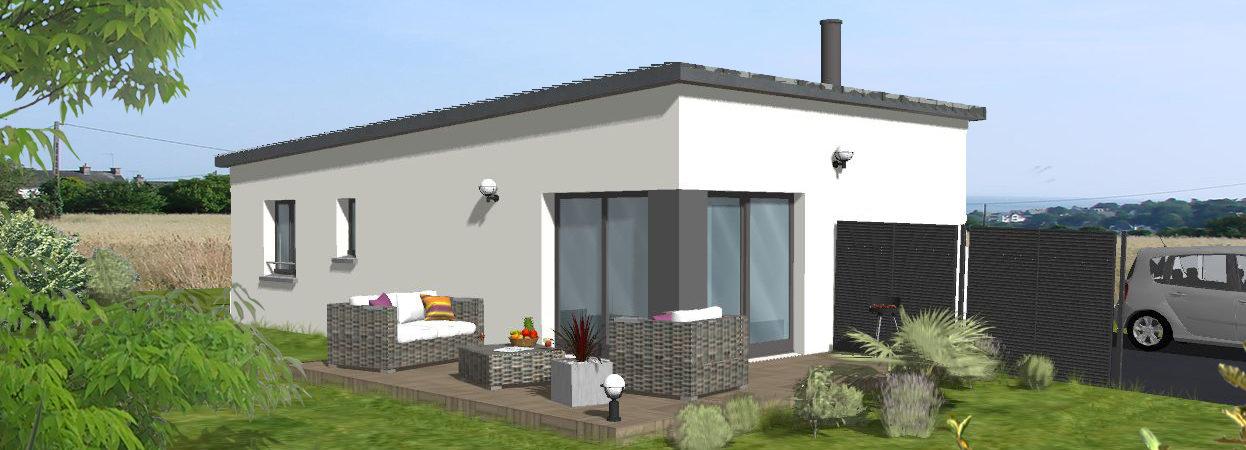 Constructeur de maisons individuelles en finist re for Constructeur maison individuelle 95