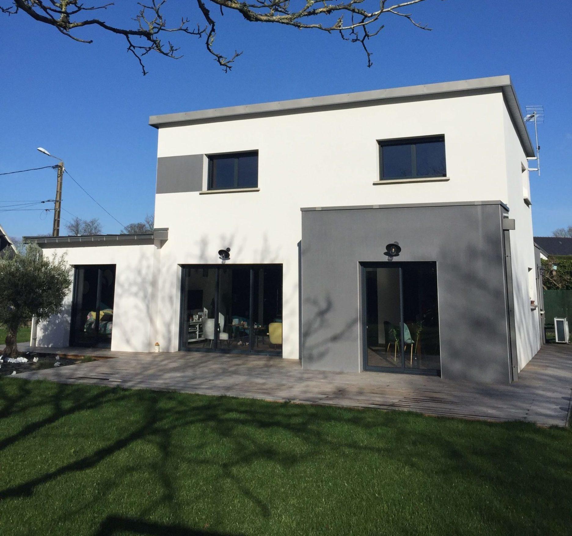 Maison Moderne 115m²