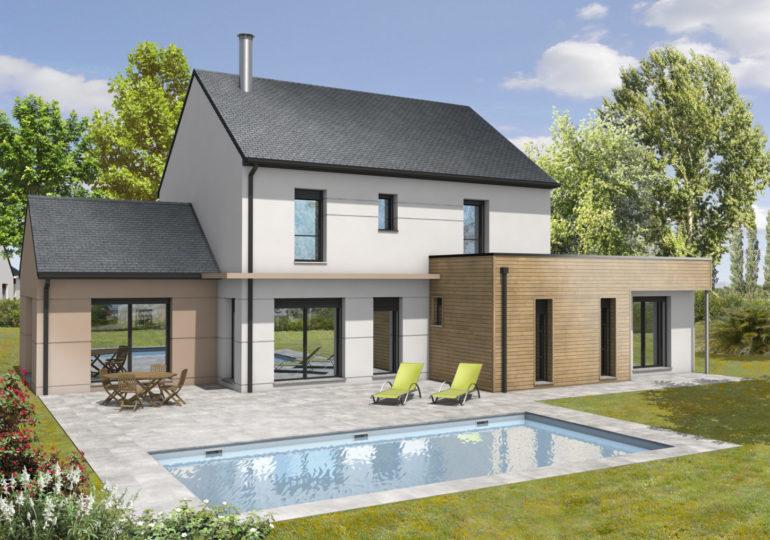 Maison moderne T5 145m2