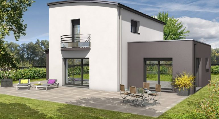 Maison contemporaine T5 152m2