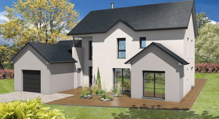 Maison moderne T6 155m2