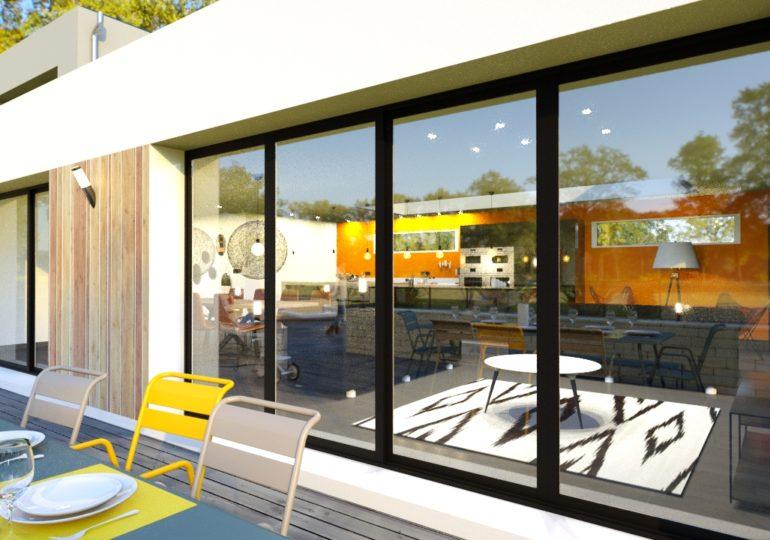 Maison Moderne 180 m²