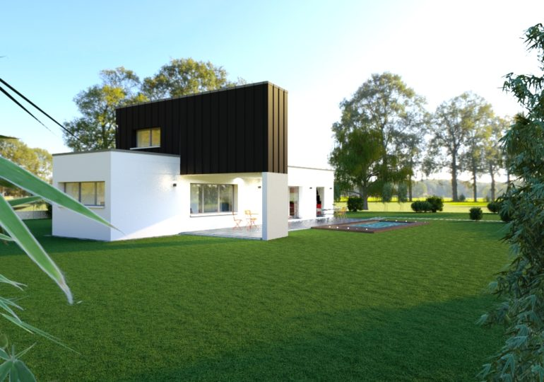 Maison Moderne Geo