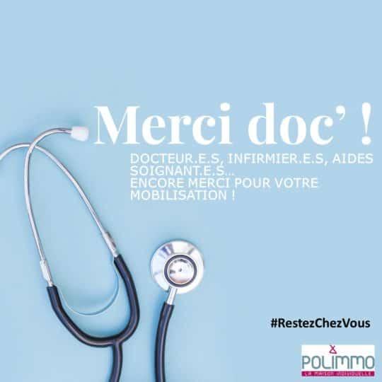 Merci Doc'