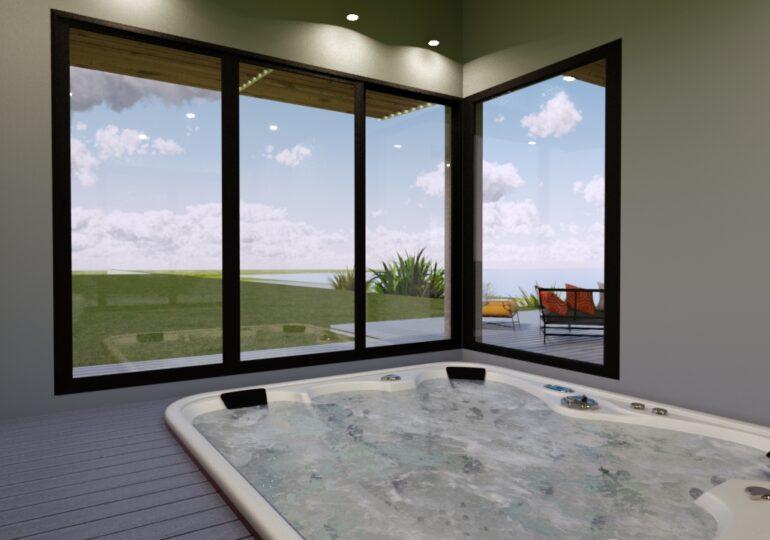 Maison Moderne 170m²vue mer