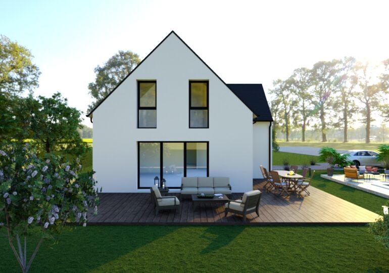 Maison traditionnelle 116 m²