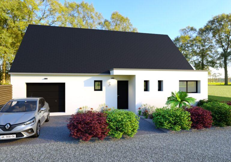 Maison traditionnelle 111 m²