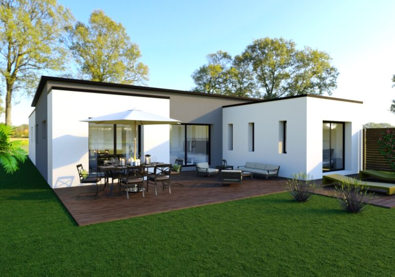 maison moderne 119
