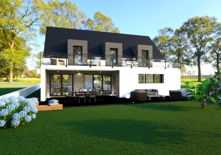 maison traditionnelle 143 m²
