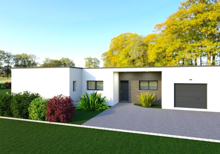 Maison Moderne132m²